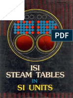 Steam table SI units.pdf