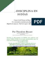 Auto-Disciplina en 10 Días - Theodore Bryant