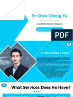 Hifu Facelift Singapore - Dr Chua Cheng Yu