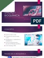 Bioquímica Unidad i
