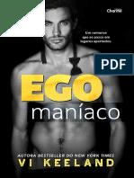 Egomaniaco - Vi Keeland