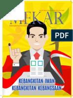 Majalah MEKAR 2nd Edition 2019
