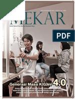 Majalah MEKAR 3rd Edition 2019