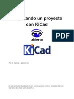 EmpezandounproyectoconKiCad