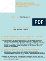 Controle II 1a Parte
