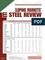 Dev Markets STEEL REVIEW November 2009