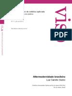 OSÓRIO, Luiz Camillo. Altermodernidade brasileira