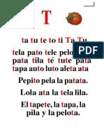 Metodo de Lectoescritura Letra t Convertido