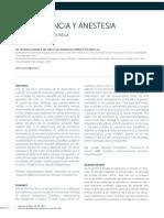 Neurociencia y Anestesia
