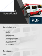 Ambulance Operational