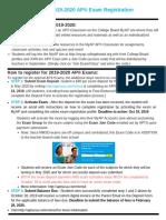 AP Exam Registration Info (2)