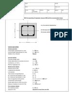 RC Column Design (EN1992)