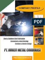 Compro Durefi Metal Cordinasi