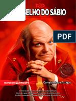 DnD 5e - Compilado  Conselho do Sábio