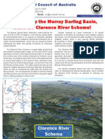 Murry Darling Basin Authority Flyer