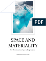 Space and Materiality