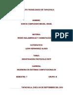 Protocolo RSTP Investigacion