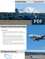 Regional Aviation Baseline Study - October 2019