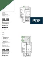 Aviateii Park II - Planuri Apartamente