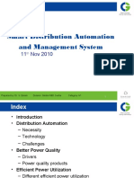 Distribution Automation dan Management System By CG