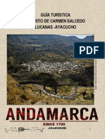 GUÍA TURÍSTICA DEL DISTRITO DE CARMEN SALCEDO