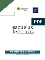 ejercicios para la conciencia linguistica