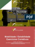 Mobilidade / Estabilidade Exercícios Corretivos