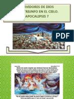 Los 144000 Apocalipsis 7