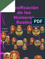 Clasificación de Los Reales