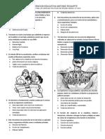 evaluación de ciencias políticas