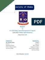 F 405 Report