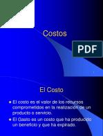 Costos UNSA 2019