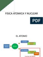 Física atómica y nuclear