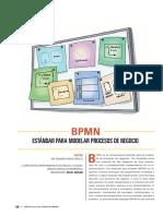 BPMN Articulo Introduccion