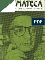 Cuadernos de Cine Colombiano No. 12 - Carlos Mayolo