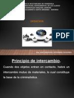 INDICIOS CRIMININALISTICOS