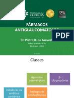 farmacos antiglaucomatosos 2017 ppt