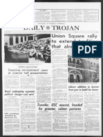Daily Trojan - Nota Sobre Guerreiro Ramos