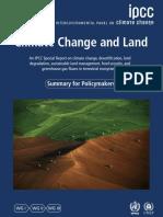ClimateChangeandLand_Report_2019.pdf