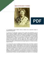 Mujeres de Escuadra y Cartabon