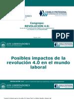 Presentación Revolucion 4.0