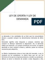 4) Ley de Oferta y Ley de Demanda (1)