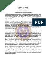Osiris, El alma de  - Oct99 - Burnam Schaa, F.R.C..pdf
