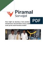 Case Study 1_Piramal Sarvajal