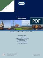PPM-3 Data Sheet 4921240337 UK