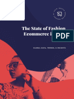 The State of Fashion Ecommerce