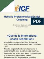 Hacia La Profesionalizacion 2013 Mexico