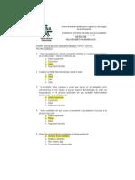 Sistema de Gestión de La Seguridad y Salud en El Trabajo SG-SST Evaluacion Semana 1