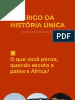 Apresentação sobre a África