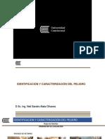 Refuerzo Identificacion y Caracterizacion Del Peligro
